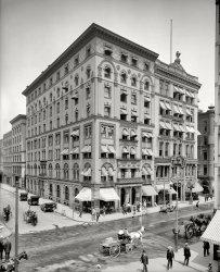 The Worthy: 1908