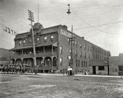 Park Hotel: 1905