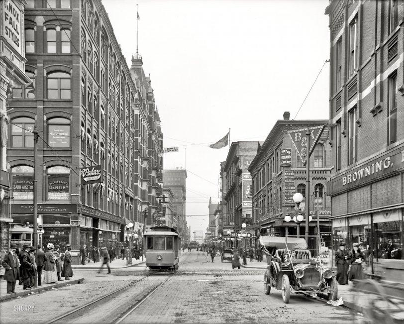 Robert Street: 1908