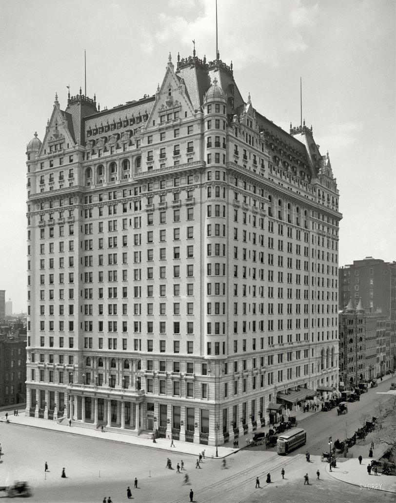 Plaza Hotel: 1910