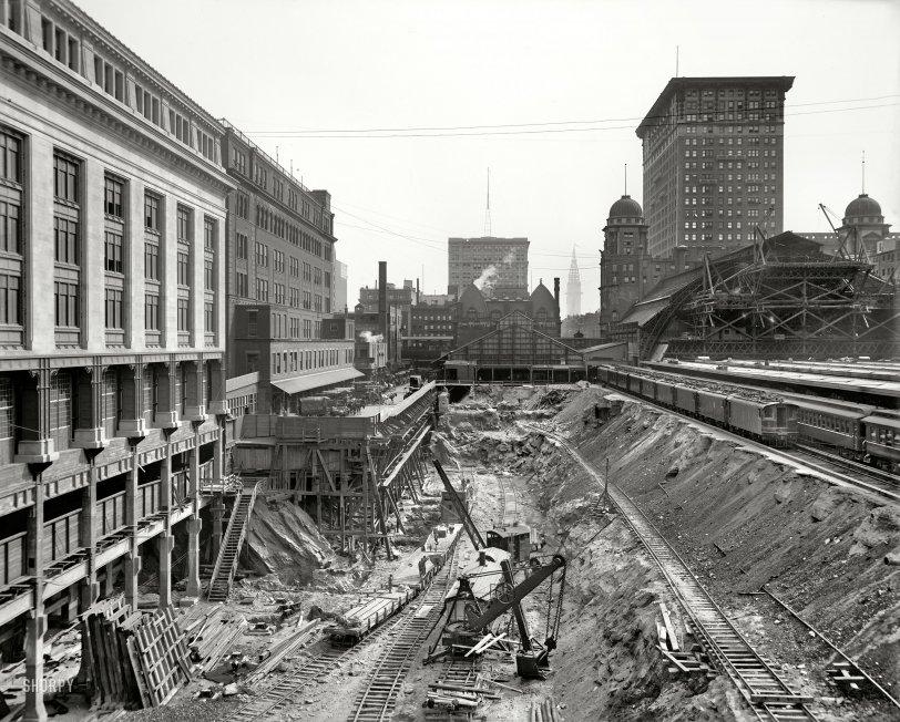 Grand Central: 1908