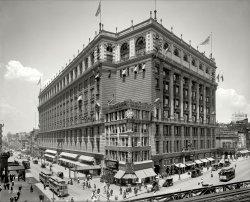 Macys Herald Square: 1908