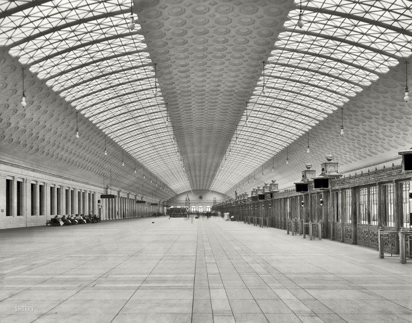 Union Station: 1910