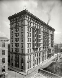 New Denechaud: 1908