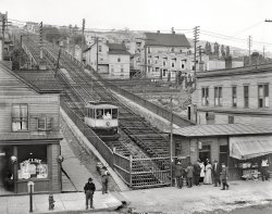 Incline Saloon: 1907