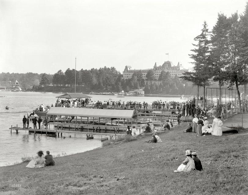 Regatta Day: 1908
