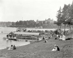 Regatta Day: 1908
