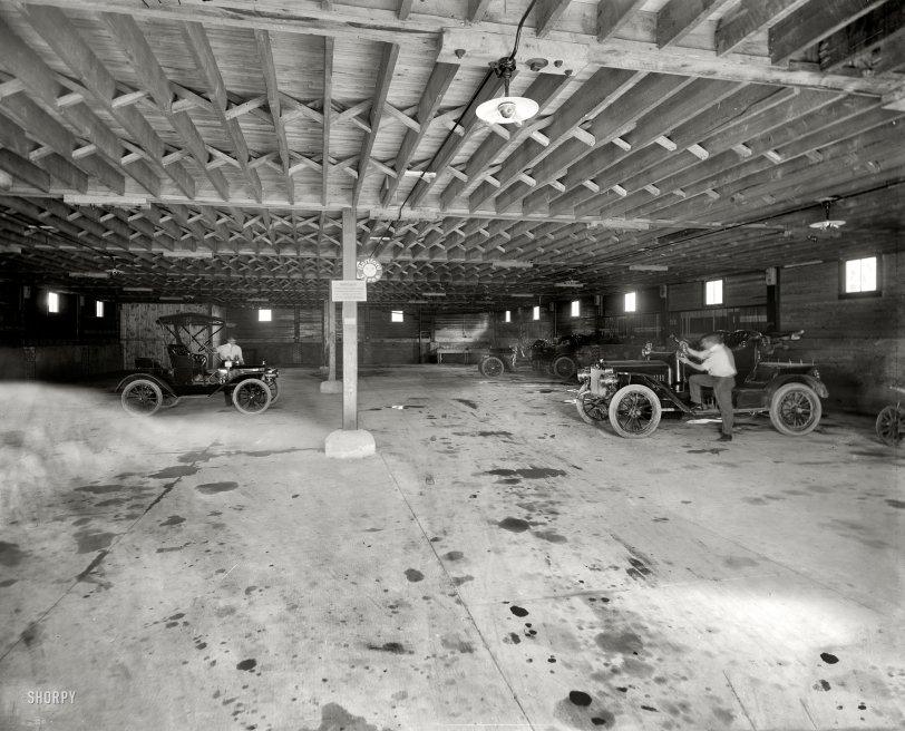 The Garage: 1908