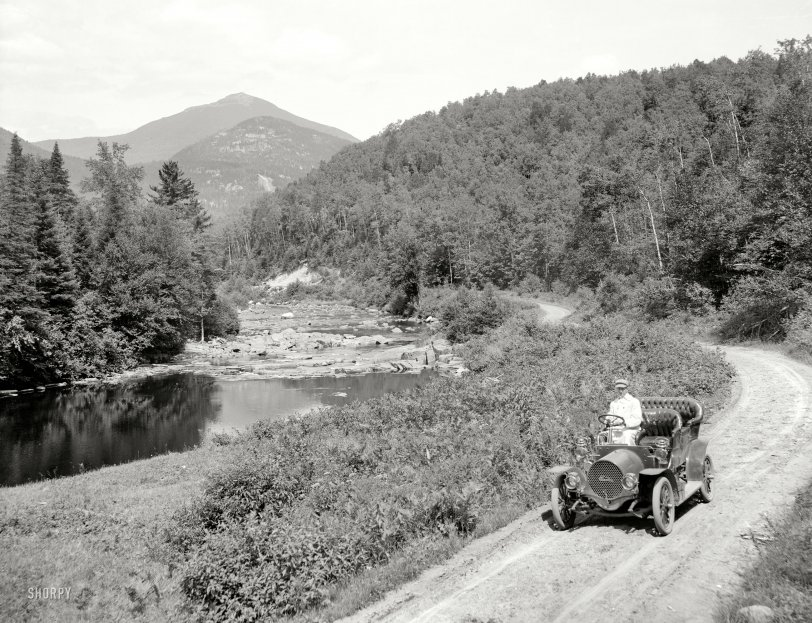 Adirondack Autoist: 1909