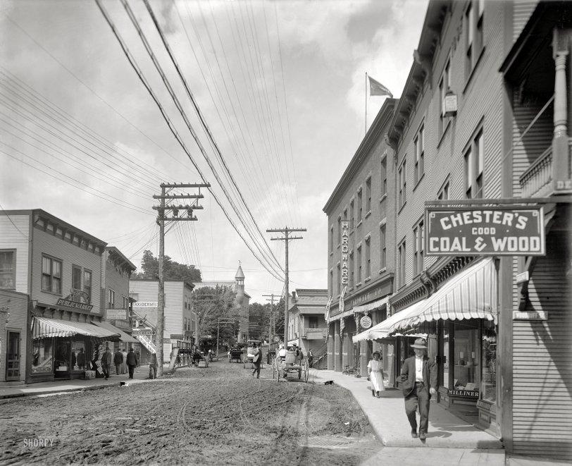 Good Coal and Wood: 1909