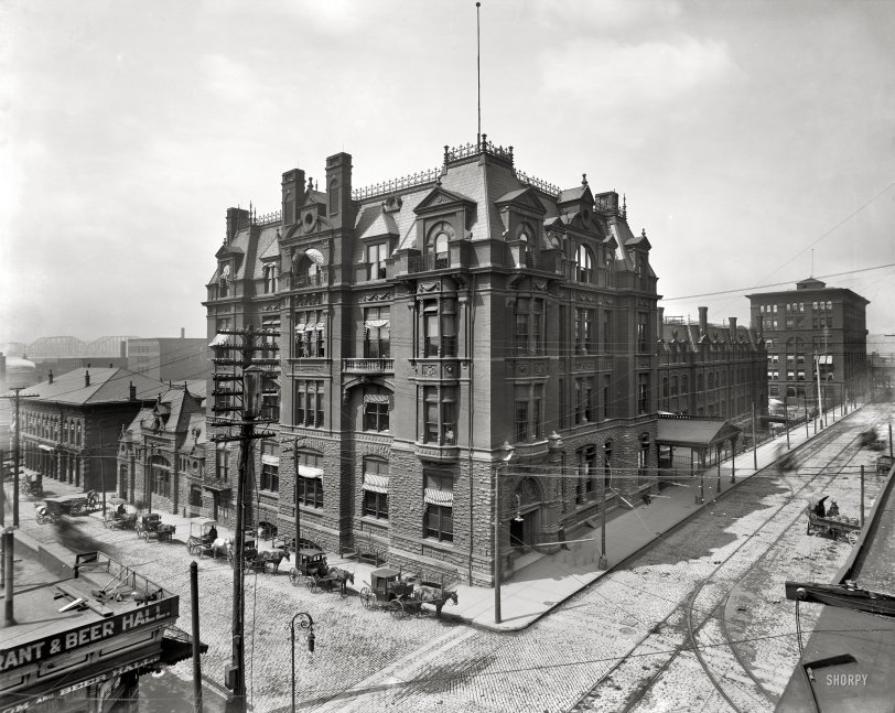 Central Union Station: 1905