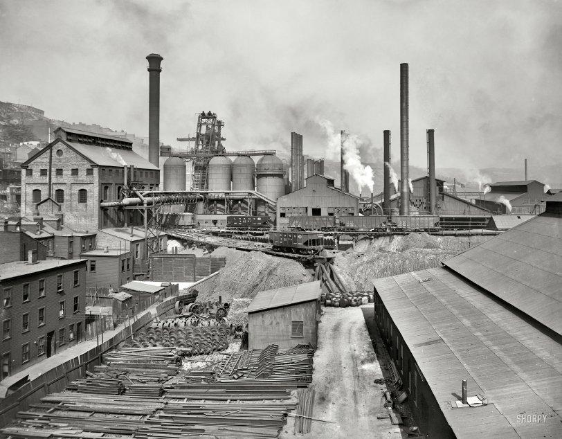 National Tube Works: 1910