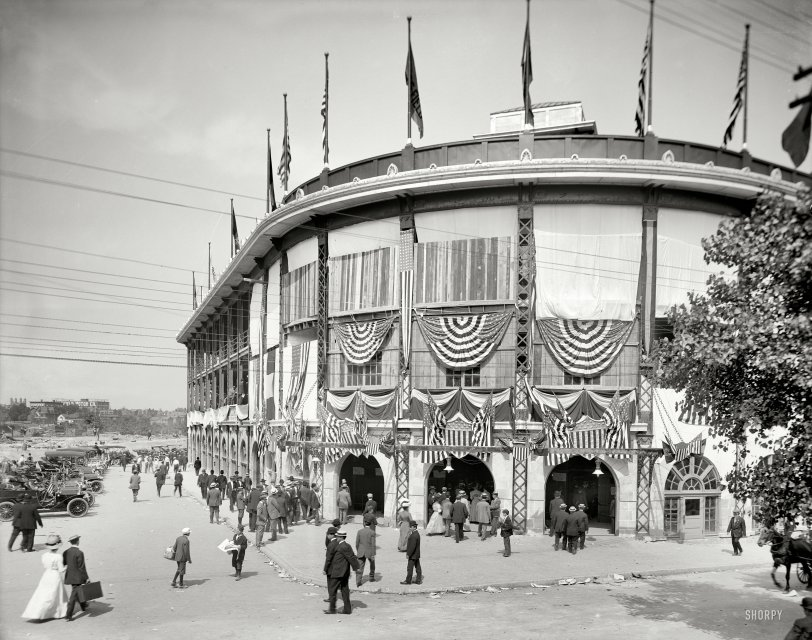 Forbes Field: 1912