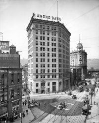 Diamond Bank: 1909