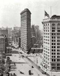 A Familiar Facade: 1909