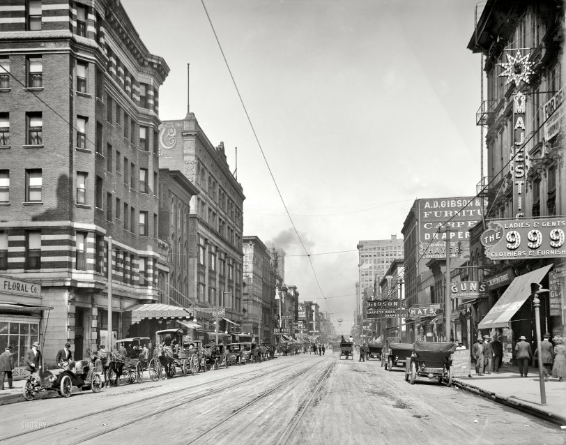 Memphis Revisited: 1910