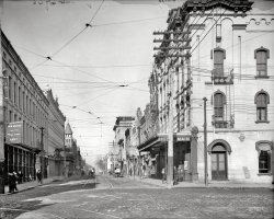 Markham From Main: 1910