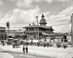 Pensacola: 1910