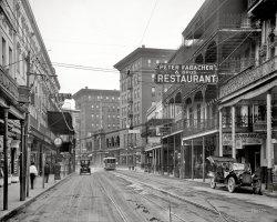 Fox the Hatter: 1910