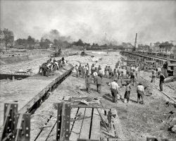 Infrastructure: 1910