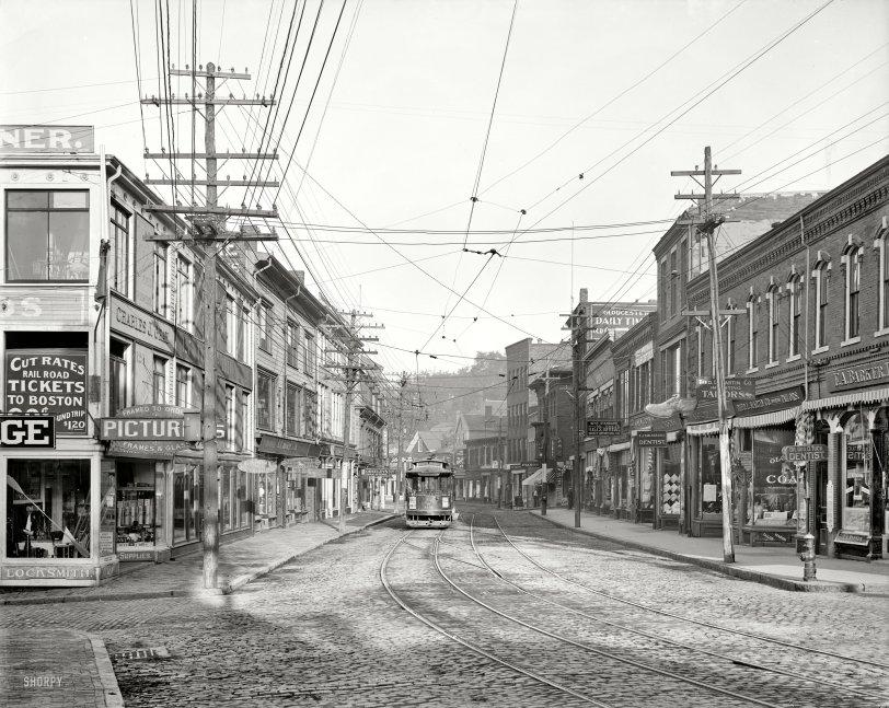 Main Street: 1910