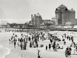 The Big Hotels: 1915