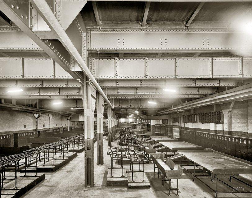 Rail Mail: 1912