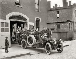 Packard Fire Squad: 1911