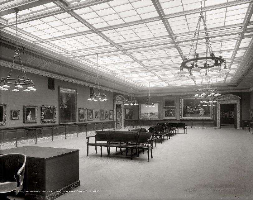 The Picture Gallery: 1910
