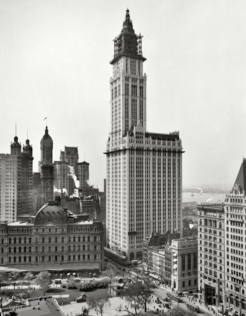 Woolworth Rising: 1913