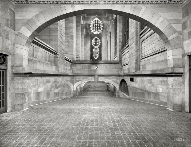 Grand Central: 1910