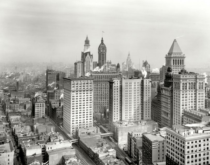 The Big Apple: 1912
