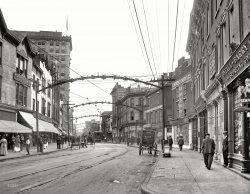 Main Street: 1917