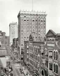 Remnants in Velvets: 1910