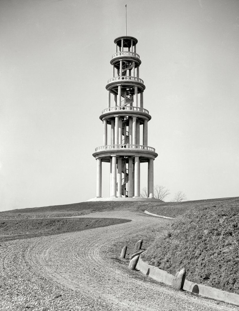 Stairway to Heaven: 1909