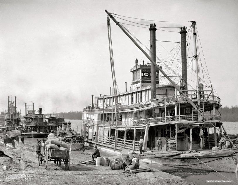 Falls City: 1900