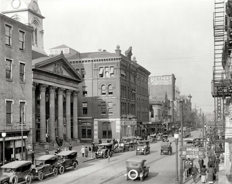 Market Street: 1916