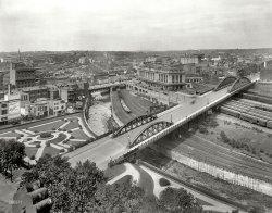 Bustling Baltimore: 1917