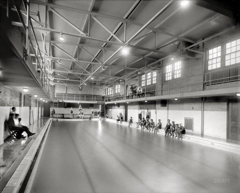 School Pool: 1922