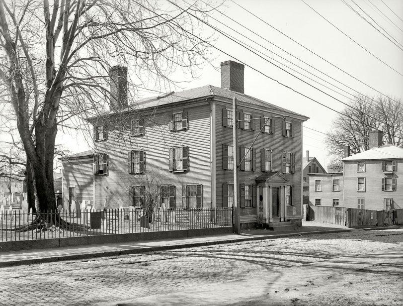 Grimshawe House: 1906