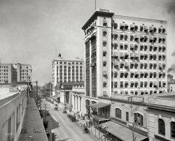 The Bisbee Building: 1910
