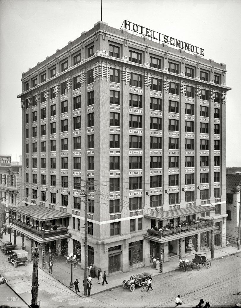 Hotel Seminole: 1910