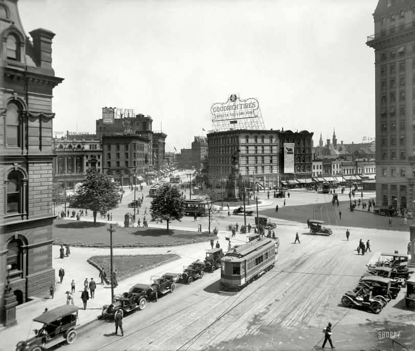 Detroit: 1910
