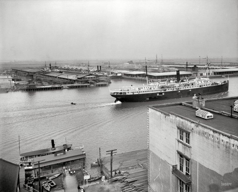 Seaboard Air Line: 1910