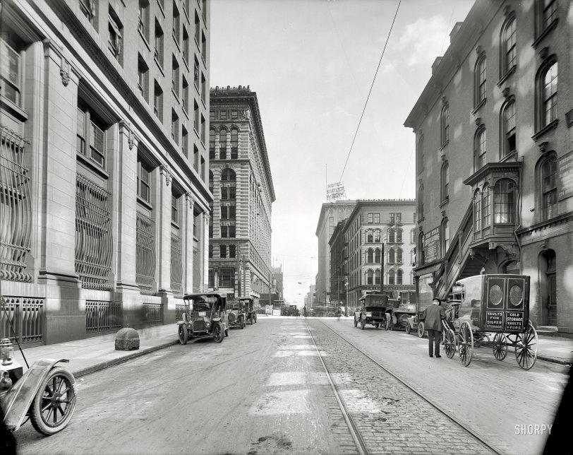 Swan Street, Buffalo: 1911
