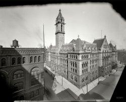 Buffalo P.O.: 1910