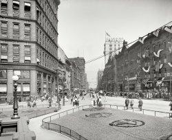 Euclid Avenue: 1911