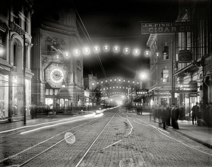 Charleston Noir: 1910