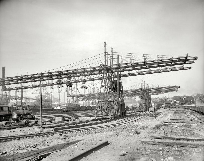 Heavy Lifting: 1910