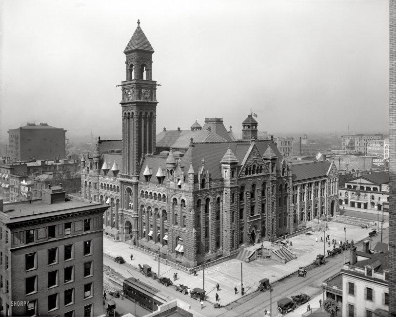 The Big P.O.: 1912